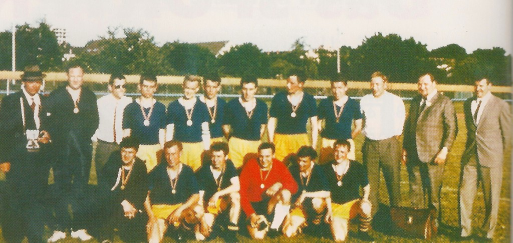 Post SV Hamburg 1967